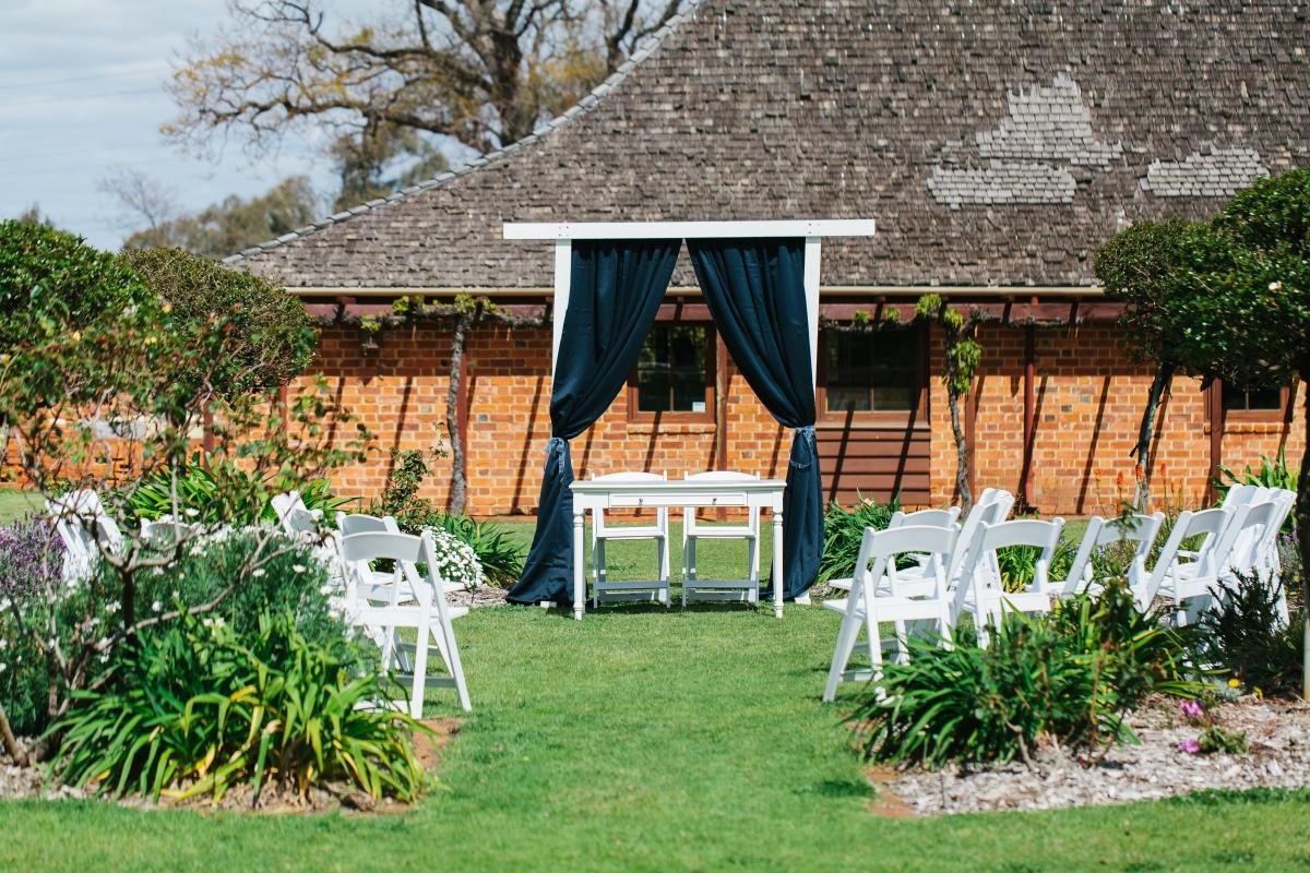 Hamptons (Royal Package) – Perth Boutique Weddings